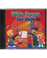Bible Songs for Kids #2 - CD