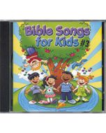 Bible Songs for Kids #3 - CD