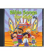 Bible Songs For Kids #4 - CD