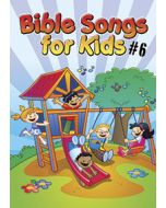 Bible Songs for Kids #6 - choral book