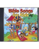 Bible Songs for Kids #6 - CD