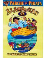 Parche el Pirata Alabanzas 2 - Choral Book  (Digital Download)