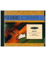 Performance Accompaniment CD Arise