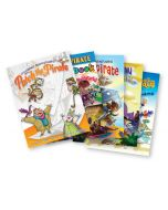 Patch the Pirate Coloring Book Bundle (Retail $29.75)