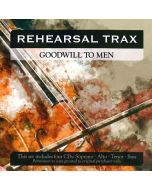 Goodwill to Men - Rehearsal Trax (Digital Download)