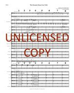 The Greatest Story Ever Told - Octavo Orchestration - Digital Download