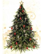 Christmas Tree - 20 Holiday Cards