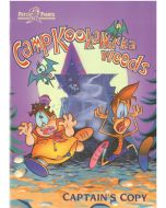 Camp Kookawacka Woods - Choral Book