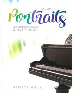 Portraits Vol. 1 - Easy Sacred Piano Solos