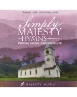 Simply Majesty Hymns P/A (Digital Download)