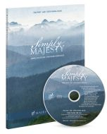 Simply Majesty - Choral Book with CD