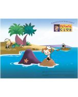 PeeWee Club Award - Beach Certificate (20 Pack)