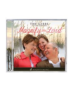Magnify The Lord - CD