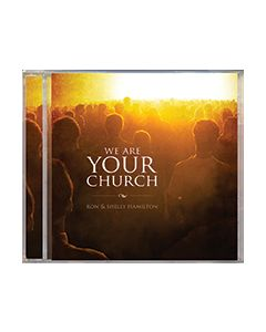We Are Your Church - CD (no drama)