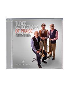 Three Generations of Praise - CD
