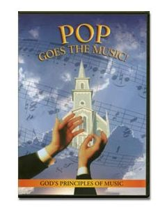 Pop Goes The Music - DVD