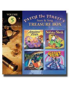 Patch the Pirate's Treasure Box - Vol. 5