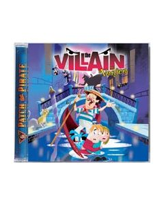 The Villain of Venice - CD