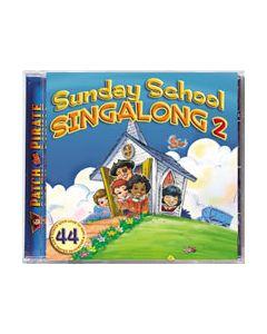 Sunday School Singalong 2 - CD
