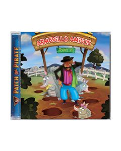 Armadillo Amigos - CD