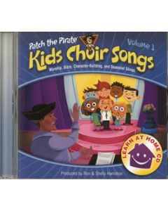 Patch Kids Choir Songs - Vol. 1 CD