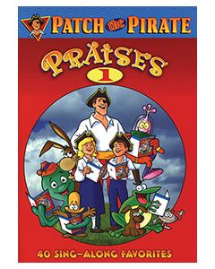 Patch the Pirate Praises 1 - choral book