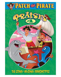 Patch the Pirate Praises 4 - choral book