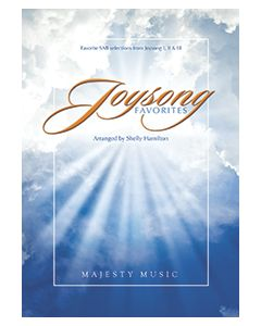 Joysong Favorites - choral book (Quantity orders must include church name and church address.)