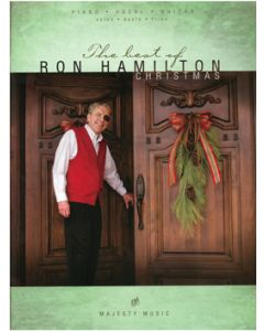 The Best of Ron Hamilton Christmas - SOLO BOOK