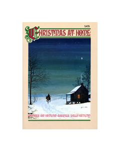 Christmas At Home - Choral Book - (Quantity orders must include church name and address.)