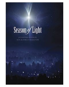 Season of Light - Choral Book - (Quantity orders must include church name and address.)