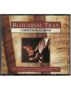 Christmas at Home - Rehearsal Trax CDs (Set of 4)