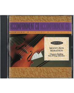 Mount Zion Marathon - Patch Trax CD