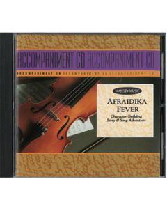 Afraidika Fever - Patch Trax CD