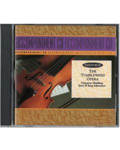 The Tumbleweed Opera - Patch Trax CD