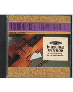 International Spy Academy - SoundTrax CD