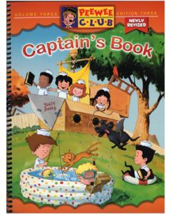 PeeWee Captain's Book - Vol. 3