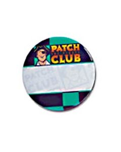 Name Badge Button (Quantity: 1) - Cannot ship Medial Mail