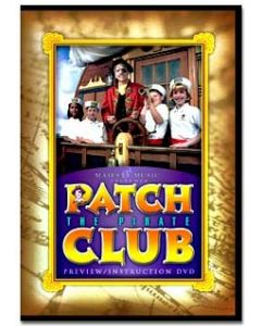 Patch Club Preview/Instruction DVD Only