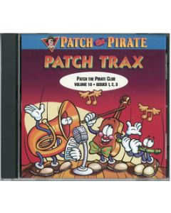 Volume 19 Club Trax CD - (Kashmir Kid)