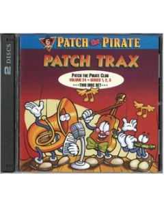 Vol. 24 Club Trax CD (The Legend of Stickyfoot)
