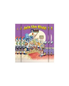 Patch the Pirate Promotional Poster - 5 pack