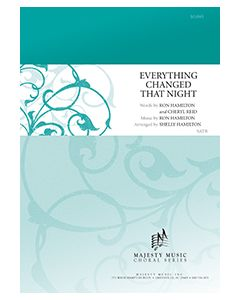 Everything Changed That Night - octavo - (Quantity orders must include church name and address.)