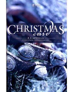 Christmas Card (A Capella) - choral book