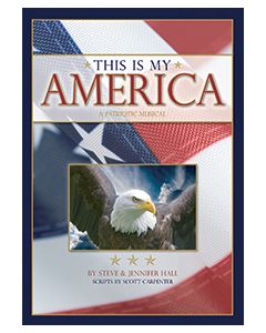 This Is My America - Choral Book (SATB)
