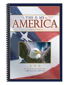 This Is My America - Accompanist Spiral-bound Edition
