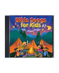 Bible Songs For Kids #7 - CD