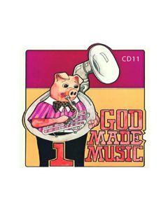 1st Grade - God Made Music (CD #1)