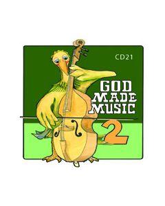 2nd Grade - God Made Music (CD #1)