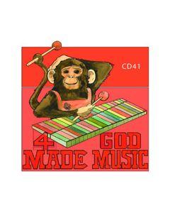 4th Grade - God Made Music (CD #1)